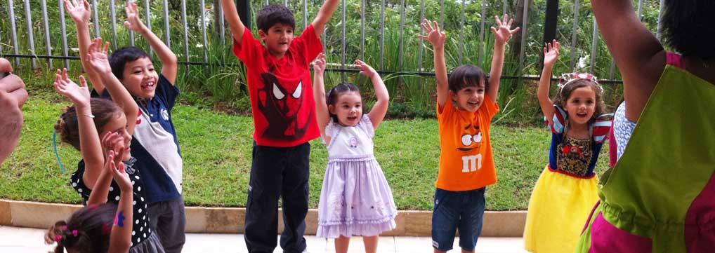 Recreação e Animação Infantil